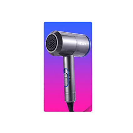 Zzp Secador de Cabello: secador de Cabello iónico, de Forma Suave, con Sensor