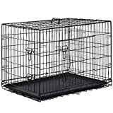 Dog Crate Dog Cage Pet Crate 48