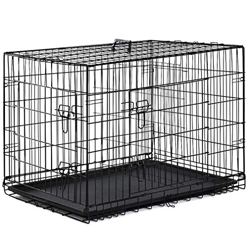 - Dog Crate Dog Cage Pet Crate 48