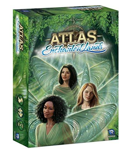 Atlas : Enchanted Lands