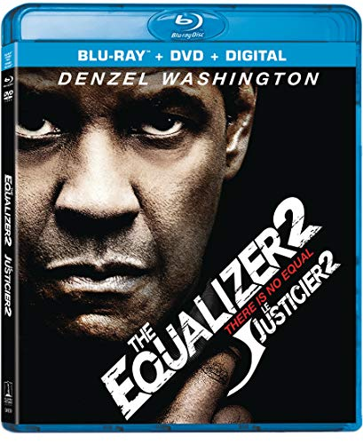 The Equalizer 2 [Blu-ray] (Bilingual)