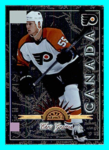 1997-98 Leaf International #27 Chris Gratton PHILADELPHIA FLYERS - International Shipping Flat Rate