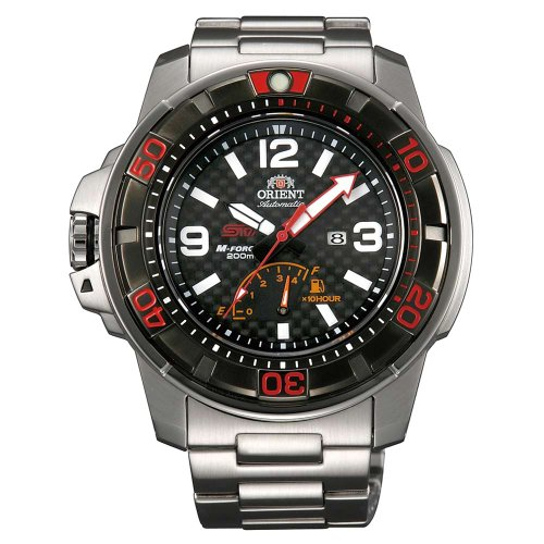 Orient X STI EL06002B Limited Edition M-Force Automatic Men's Watch