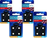 (4 Pack) Elive LED Light Pods - Infra-Red
