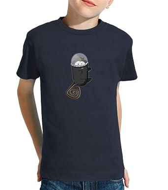 latostadora - Camiseta Gato para Nino y Nina: malapractik: Amazon ...