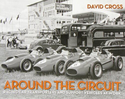 - Around the Circuit: Racing Car Transporters and Support Vehicles at Work