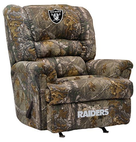 Oakland Raiders Recliner Raiders Recliner Raiders