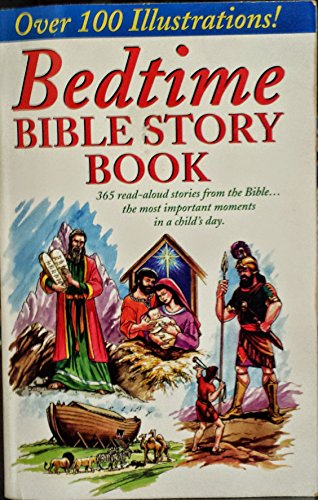 Bedtime Bible Story Book, Over 100 Illustrations