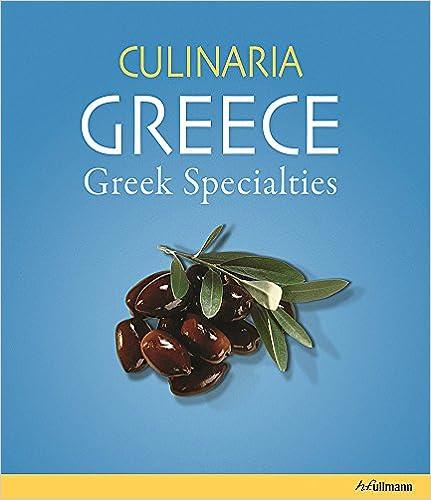 CULINARIA GREECE (LCT): Greek Specialties. Download EPUB Free
