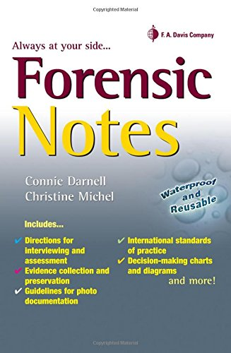 Forensic Notes (Davis's Notes)