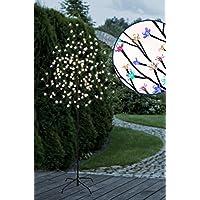Gravidus LED Kirschblütenbaum für innen und außen 6 Leuchtstufen 180 cm