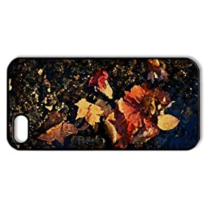 Autumn Leaves Watercolor style Cover iPhone 5 and 5S Case (Autumn Watercolor style Cover iPhone 5 and 5S Case)