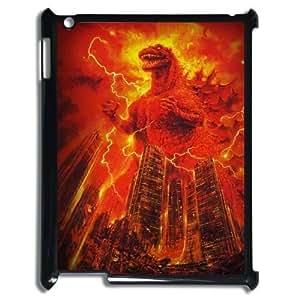 DIY iPad2,iPad3,iPad4 Case, Godzilla quote Customized Phone Case