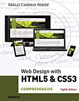 Web Design with HTML & CSS3: Comprehensive, 8th Edition Front Cover