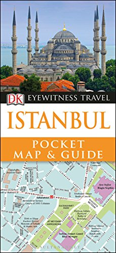 Istanbul Pocket Map and Guide (DK Eyewitness Travel Guide)