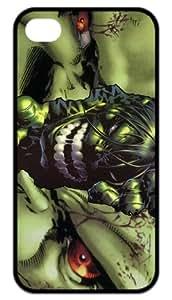 First Design The Hulk Unique Best Durable Apple iPhone 4/4s Case