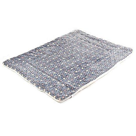 DealMux franela forma de rectángulo del perro casero de la estrella Impreso dormir de la estera amortiguador de la manta cama: Amazon.es: Productos para ...