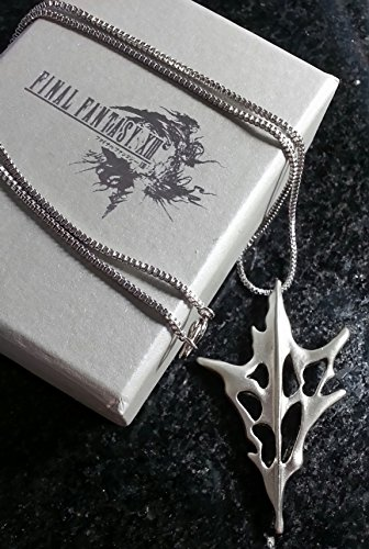 Final Fantasy XIII Lightning Necklace | FF13 Cosplay Dissidia Squall Griever Cloud Serah Anime