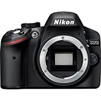 Nikon D3200 24.2 MP CMOS Digital SLR - Body Only (Certified Refurbished)