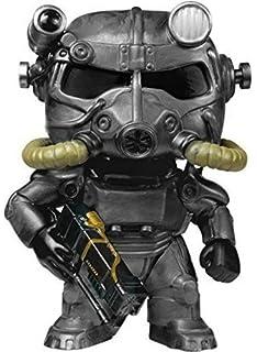 Amazoncom Fallout Adult Power Armor Helmet Clothing