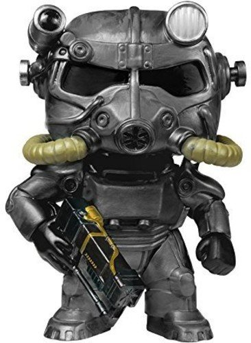 Funko - Fallout Power Armor Pop! Vinyl Figure - Multi