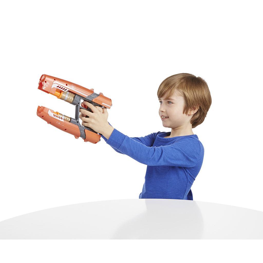 Special Trigger Opens Blaster