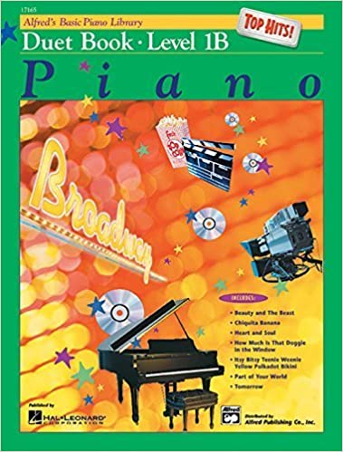Book Alfred's Basic Piano Course Top Hits! Duet Book (Alfred's Basic Piano Library) (1999-12-01)