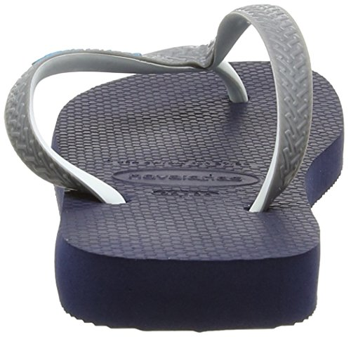 Havaianas Top Mix, Chanclas Unisex Adulto Multicolor (Navy Blue/Steel Grey 9483)