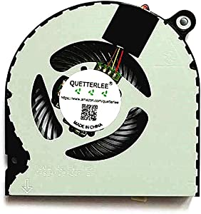 QUETTERLEE Replacement New CPU Cooling Fan for ACER A515 A515-43 A515-51 A515-54 A515-41 AN515 AN515-51 AN515-52 AN515-41 A314-31 G3-571 G3-572 G3-573 PH317 Series DFS541105FC0T FJMQ Fan