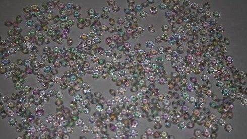 Eleganza 28 G 6 Mm Decor Diamante Diamonds, Number 42 Iridescent (Eleganza Diamond)