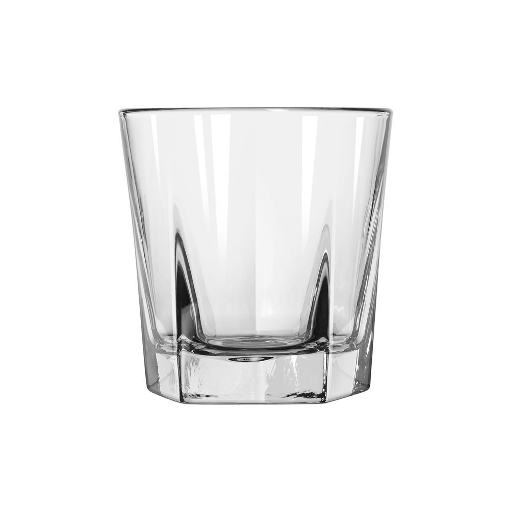 Libbey 15482 Inverness 12.25 Ounce Double Old Fashioned - 24 / CS