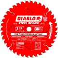Freud Diablo Steel Demon Ferrous Cutting Saw Blade 7-1/4-Inch by 38t 5/8-Inch Arbor