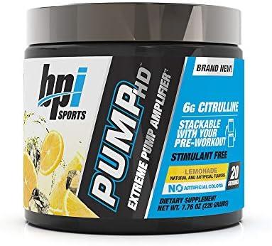 BPI Sports Pump Citrulline Artificial product image