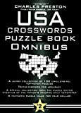 U. S. A. Crosswords Puzzle Book, Charles Preston, 0399530355