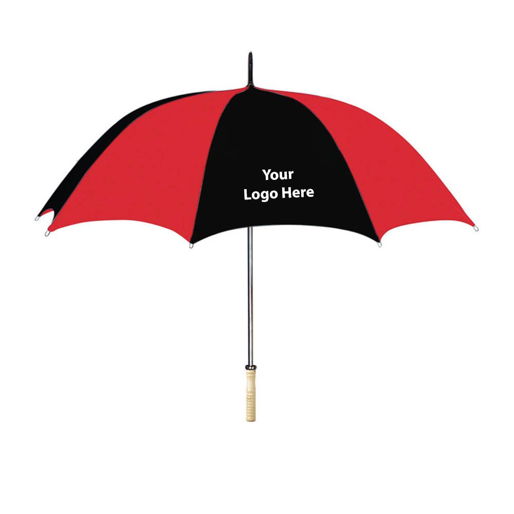 48'' Arc Umbrella - 25 Quantity - $8.50 Each - Promotional Product/Bulk with Your Logo/Customized
