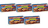 Nature Valley Granola Bars, Crunchy, Mega Pack of Peanut Butter and Oats 'n Honey, 36 Bars (5 Boxes)