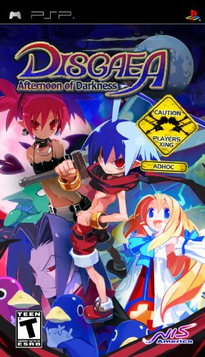 Disgaea: Afternoon of Darkness - Sony PSP