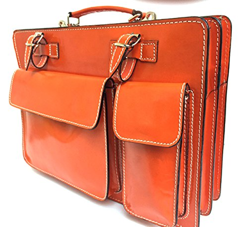 Superflybags Superflybags Pochette Cognac Homme Pour Pochette Pour wq4aSqEfn