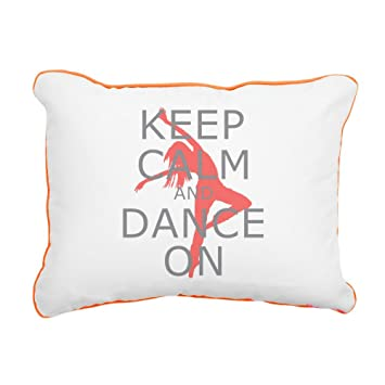 Amazon.com: CafePress – moderno keep CALM AND DANCE ON ...