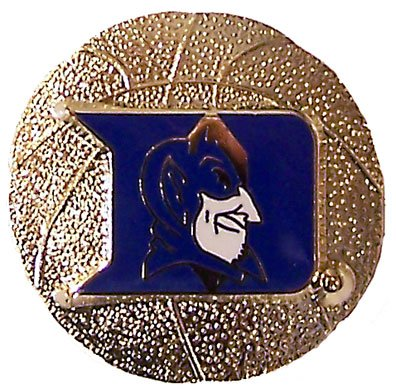Duke Basketball Pin