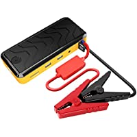 AUKEY Jump Starter with 400A Peak Current & 12000mAh Portable Charger