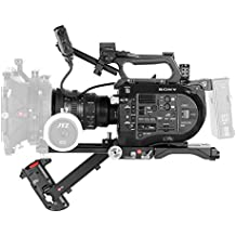 JTZ DP30 Camera Baseplate Shoulder Support Rig 15mm Rod Kit for SONY FS7 PXW-FS7