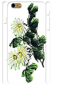 Charming Personalized Daisy Slim Iphone 6 Plus 5.5 Inch Phone Shell Case Cover