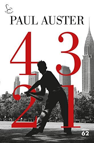 4 3 2 1 (Edició en català) (Catalan Edition)