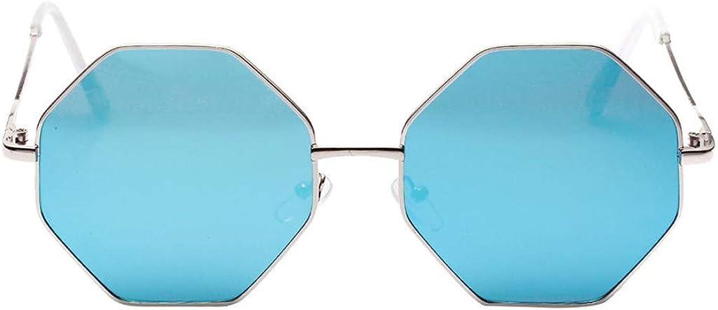 ReooLy Occhiali da Sole Vintage da Donna Occhiali da Sole Retro Fashion Eyewear Radiation Protection