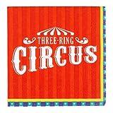 Three-Ring Circus Napkins