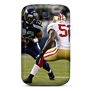 Excellent Galaxy S3 Case Tpu Cover Back Skin Protector Patrick Willis 2012