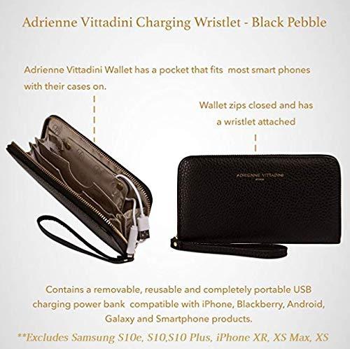 Amazon.com: Adrienne Vittadini - Muñequera de carga: Cell ...