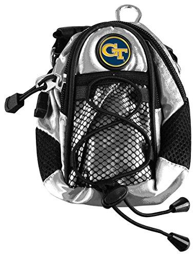 (LinksWalker NCAA Georgia Tech Yellow Jackets - Mini Day Pack - Silver)