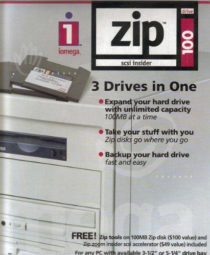 Iomega 100 MB Zip Drive by Iomega